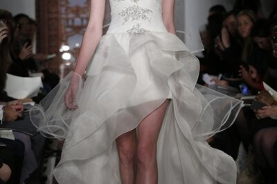 El vestido de la semana: Reem Acra - Otoño 2013