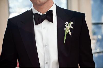 Guía de estilo, protocolo y etiqueta de vestir para novio