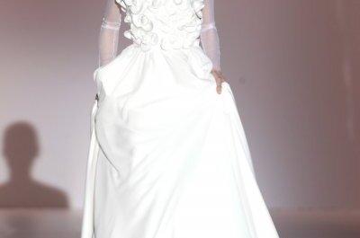Die handgefertigte Brautmoden-Kollektion 2015 von Juana Martín