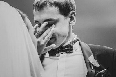 Неслыханный успех! 5 фраз для того, чтобы ваша речь на свадьбе стала незабываемой.