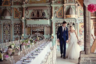 #MartesDeBodas: Ideas fantásticas para decorar tu boda al estilo de un cuento de hadas