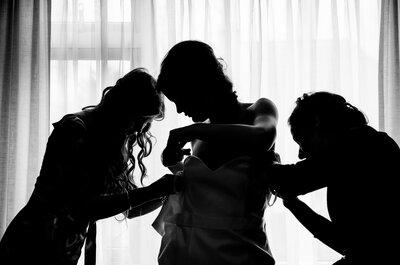 Bruid in verwachting: hoe organiseer je je bruiloft als je zwanger bent?