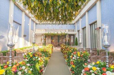 10 lugares para casamento em São Paulo: versáteis e inigualáveis!