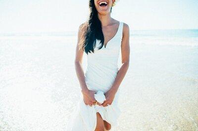 Como escolher o vestido de noiva perfeito para o vosso casamento: 5 estilos imperdíveis!