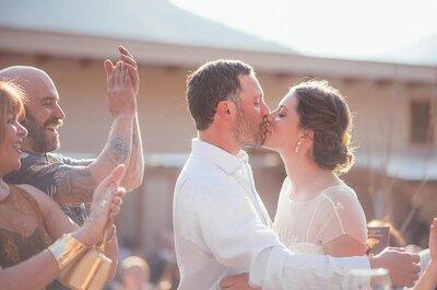El matrimonio de Fran y Matías, lleno de alegría y luz. ¡Conoce todos los detalles!