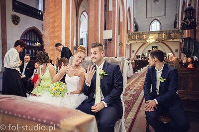 Formalności związane ze ślubem - wszystko co powinnaś wiedzieć