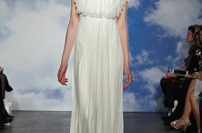 Jenny Packham 2015 - New York Bridal Week