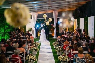 Casamento no Rio de Janeiro: 9 espaços próximos ao Joá e Alto da Boa Vista que irão te conquistar