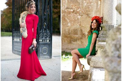10 blogueras de moda te aconsejan qué look de invitada llevar a tu próxima boda: ¿cuál eliges?