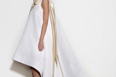 Suknie ślubne 2014: kolekcja White Couture od Rafael Cennamo