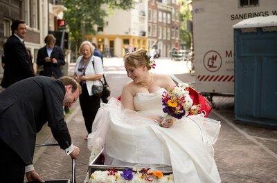 Wees je stralende zelf op je bruiloft