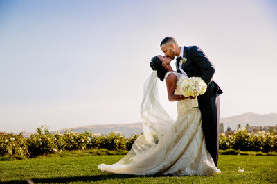 Sweet and Spice and Everything Nice: Weynab + Colin Wedding in California