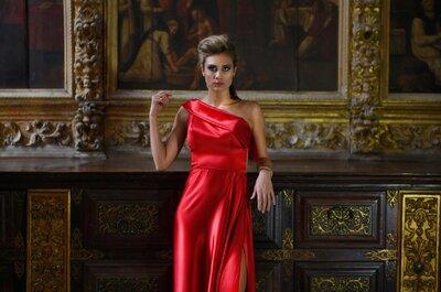 Regras de protocolo de casamento: sabia que o vermelho está proibido?
