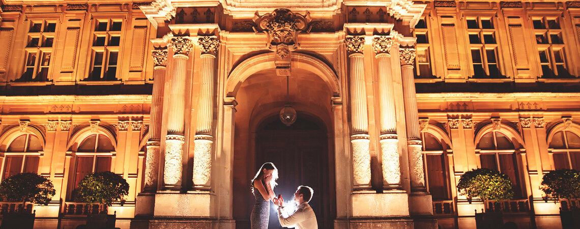 """Engagement Etiquette: How to announce you said """"Yes!"""""""