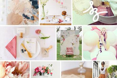 Un brunch de boda al aire libre: Las mejores ideas, colores e inspiraciones para lograrlo