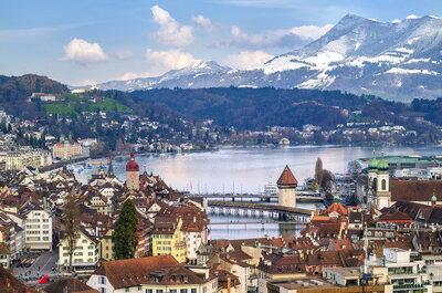 Die 10 besten Hochzeitslocations in Luzern -  Feiern Sie Ihre Traumhochzeit in einer malerischen Traumkulisse