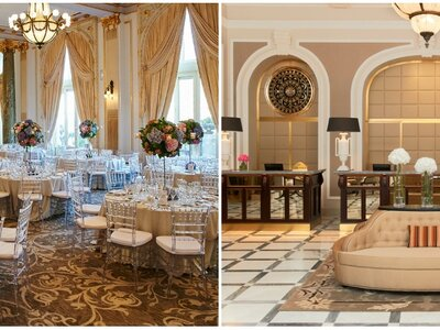 Hotel María Cristina: una boda inspirada en San Sebastián