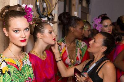 Inspiração de looks e beleza para madrinhas e convidadas: Issa Spring 2013
