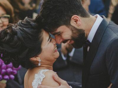 La boda de Carol y Felipe ¡con sabor y amor al vino!