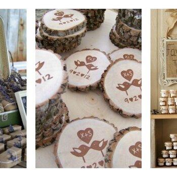 Geschenke für Ihre Hochzeitsgäste: Originelle Ideen, wie Sie jedem Gast eine Freude machen können!