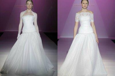 Vestidos de novia Hannibal Laguna 2014