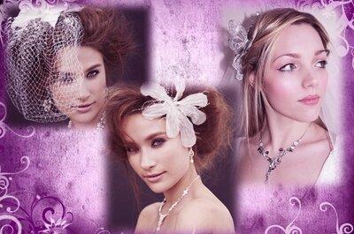 Passende Brautfrisuren für verschiedene Haartypen