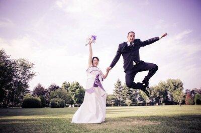 Come vive la coppia l'organizzazione del proprio matrimonio? Donna VS Uomo: 1-1 palla al centro!