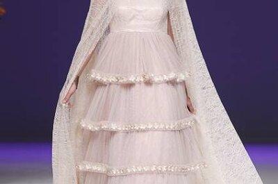 Märchenhaft - Brautkleid im Schneewittchen-Style von Carla Ruiz 2013