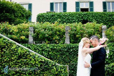 Il matrimonio di Tanja e Marco: un tocco svedese in quel di Varese