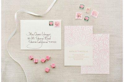 10 claves para redactar y elegir las invitaciones de matrimonio, ¡sorprende a tus invitados!