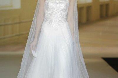Kolekcja sukien ślubnych Jesús Peiró 2014