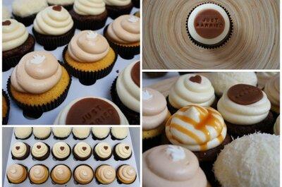 Stijlvol voor op je bruiloft: Ibiza Chique Cupcakes!