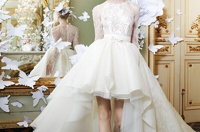 Zankyou bei der London Bridal Fashion Week 2015!