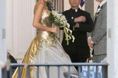 8 vestidos de novia que han sido protagonistas en nuestras series y películas favoritas
