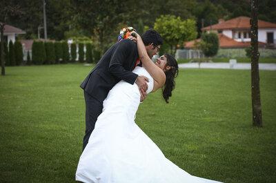 Carolina & Márcio: um amor paradoxal que a distância aproxima