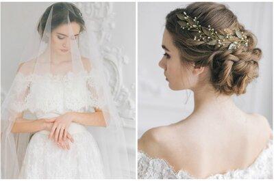 Богемный шик: естественный и романтичный свадебный образ