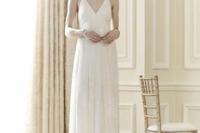 Inspiradores vestidos de novia Jenny Packham 2014