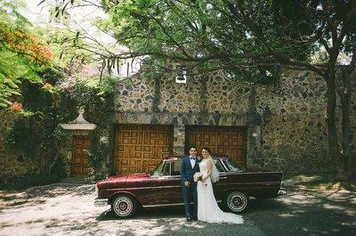 Hoy te digo SÍ: La boda de Eira y Luis