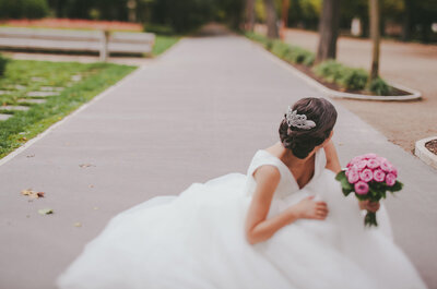 5 motivos para llevar un peinado de novia recogido