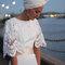 Das Kopftuch oder Stirnband als Alternative zum Brautschleier