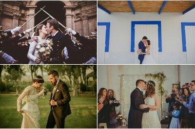Los 12 mejores fotógrafos para bodas de Murcia
