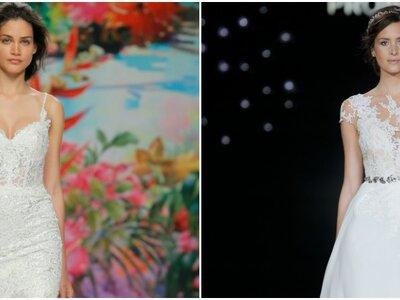 35 robes de mariée 2017 pour les grandes : Vous allez craquer!