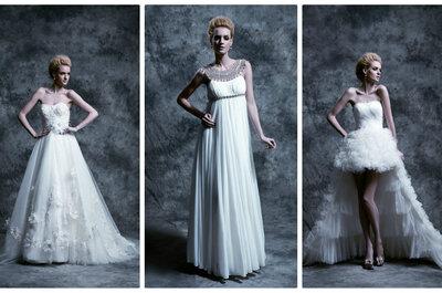 Zankyou geeft een trouwjurk weg in samenwerking met Unielle Couture!