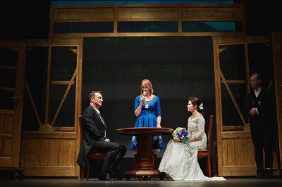 Ślub w Teatrze Witkacego Zakopanem! Wyjątkowe, niepowtarzalne i piękne!