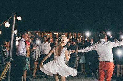 12 deutsche Songs, die Sie nicht leiden können – und trotzdem singt die ganze Hochzeitsgesellschaft mit