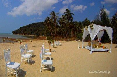 Les 5 choses à chiper aux mariés Paga et Adixia des Marseillais en Thaïlande