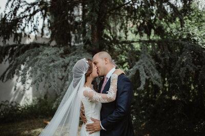 Imposible de explicar: la boda de Lucía y Julián