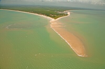 #Corumbau (Brasil): a bahia que poucos conhecem