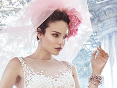 Vestidos de novia Maggie Sottero Otoño 2015, romanticismo y glamour al límite