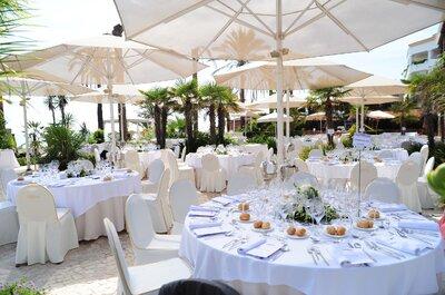 Los 8 mejores hoteles de boda en Marbella